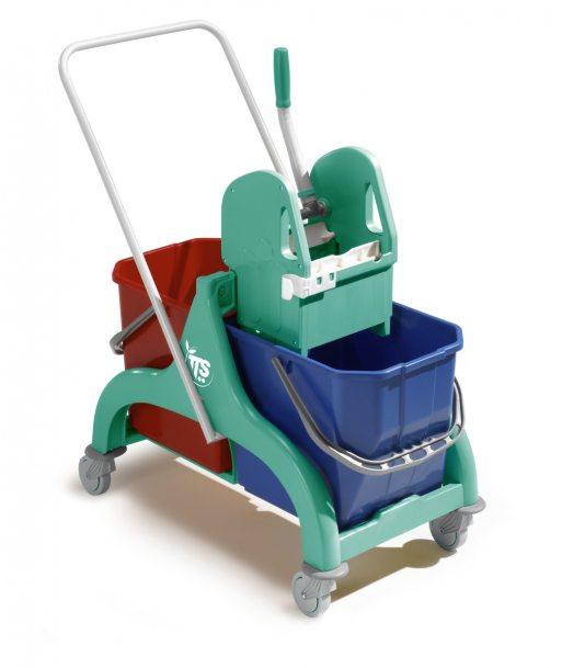 Nick wózek 2 x 25 litrów