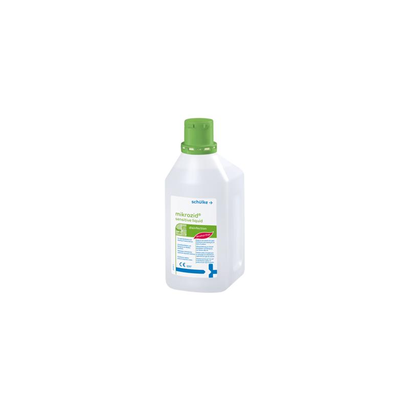 Mikrozid Sensitive - dezynfekcja powierzchni