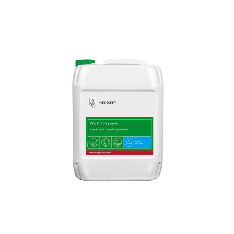 Velox Spray 5l - dezynfekcja powierzchni