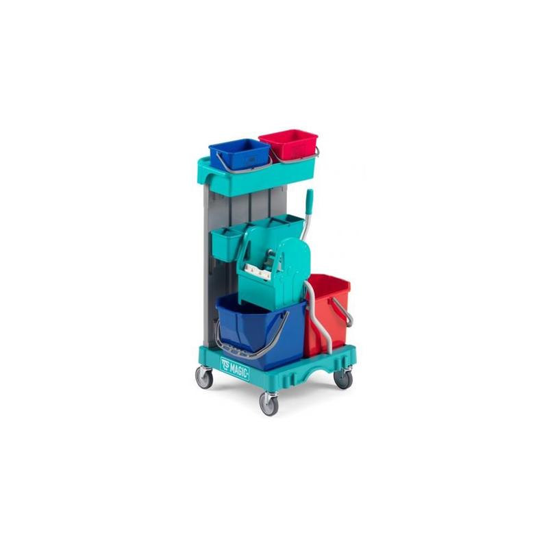 Mini Magic 310 - kompaktowy wózek serwisowy