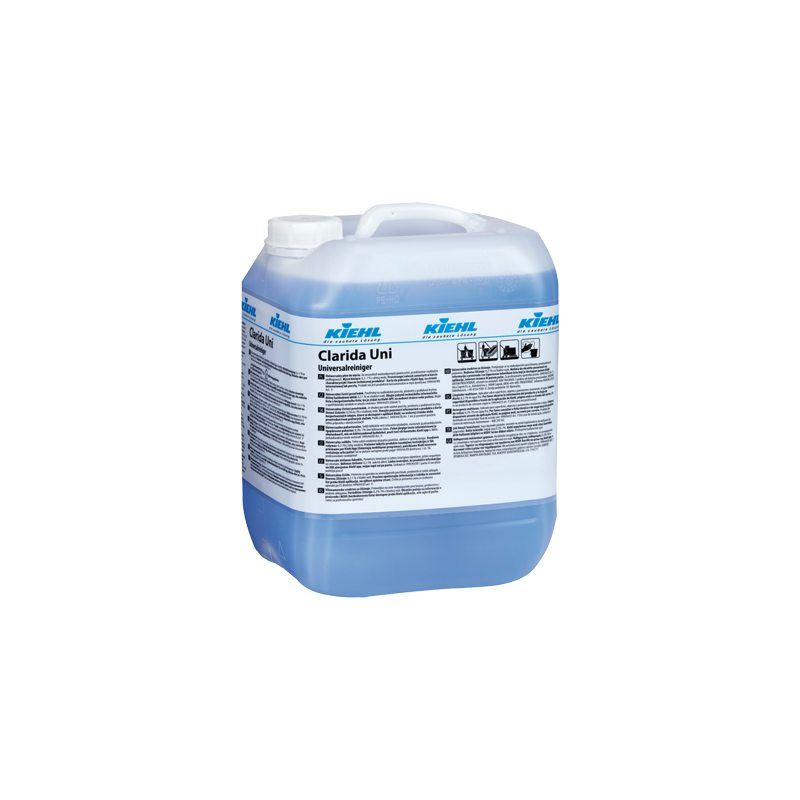Clarida Uni 10l - uniwersalny płyn myjący