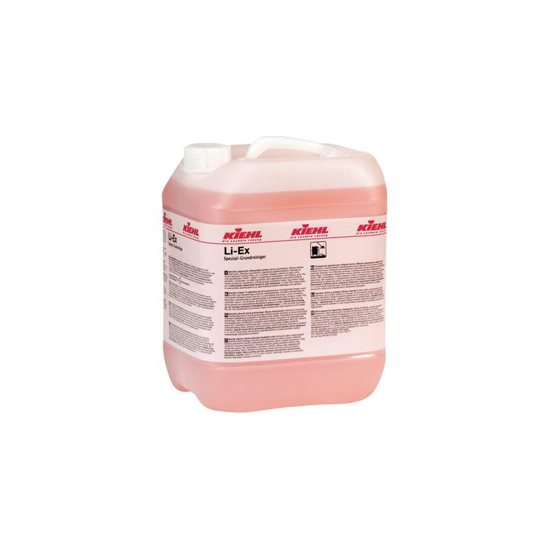 Li Ex 10l - płyn do czyszczenia wykładzin PCV