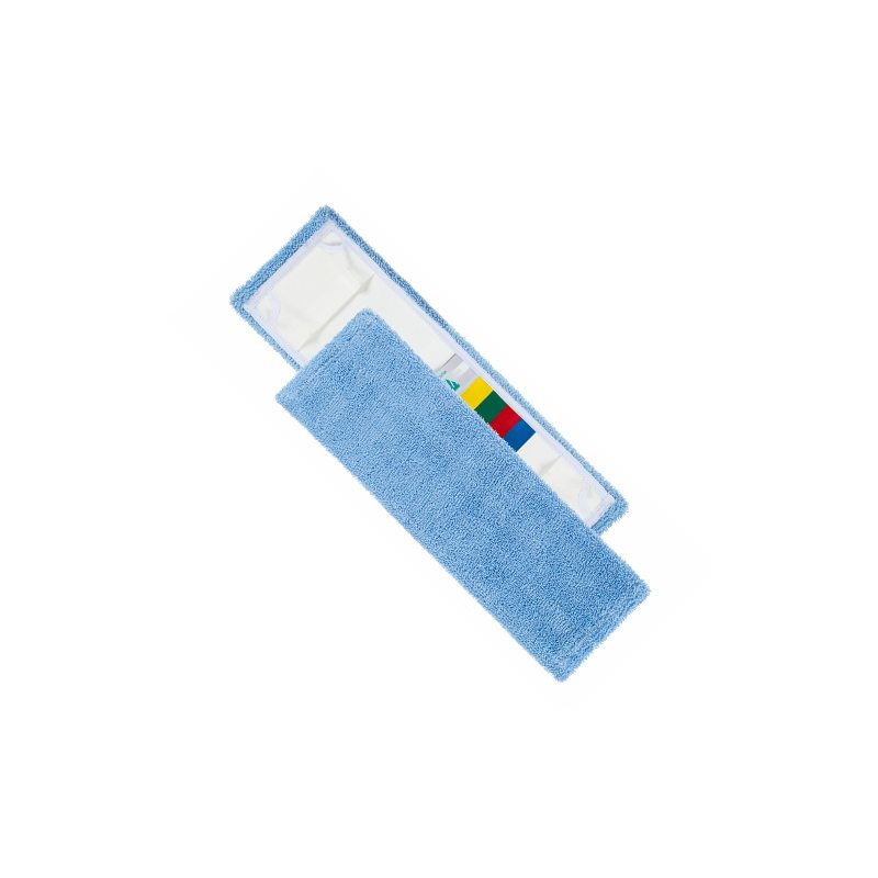 Wkład kieszeniowy z niebieskiej mikrofazy