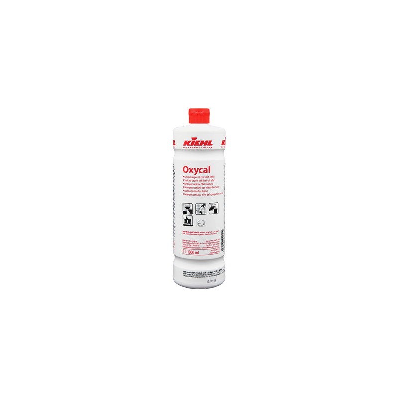 Kiehl Oxycal - innowacyjny środek do sanitaritatów